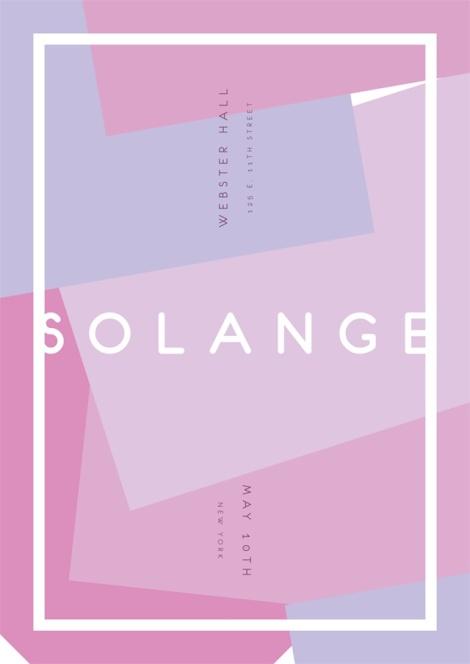Solange - Webster Hall